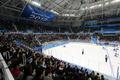 경기장 가득 메운 패럴림픽 경기 관람객들
