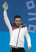 패럴림픽 신의현 '금메달 번쩍'