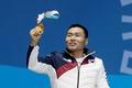 신의현 '패럴림픽 26년만에 첫 금메달'