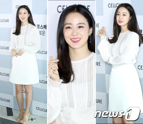 김태희, 출산 후에도 여전히 빛나는 '세젤예'