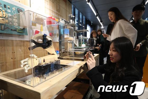 서울 세운상가에 전자박물관 문 열어