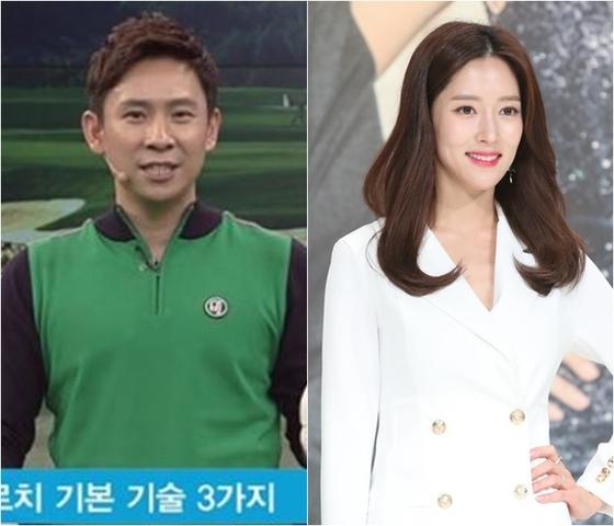 """[종합] """"성격 차이"""" 왕빛나·정승우, 결혼 11년 만에 이혼"""