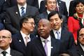 G20 재무장관회의 참석한 김동연-이주열