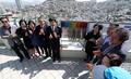 부산 호천마을, 기후변화 적응 시범마을 조성사업 기념식