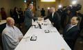 남북정상회담 앞두고 7대종단 지도자 만나는 조명균 장관