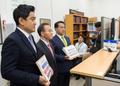 야3당, 드루킹 특검법·국정조사요구서 공동 제출