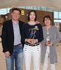 박지수 '미국여자프로농구 도전합니다'
