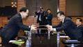 남북 3차 실무회담, '합의서 교환'
