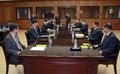 3차 실무회담, '3시간반 논의 후 종료'