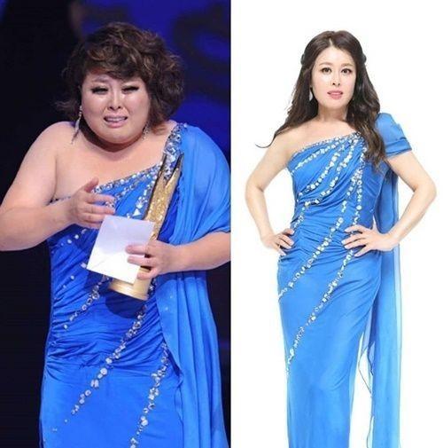 """홍지민 다이어트 인증샷 화제 """"핑거루트로 29kg 감량"""""""