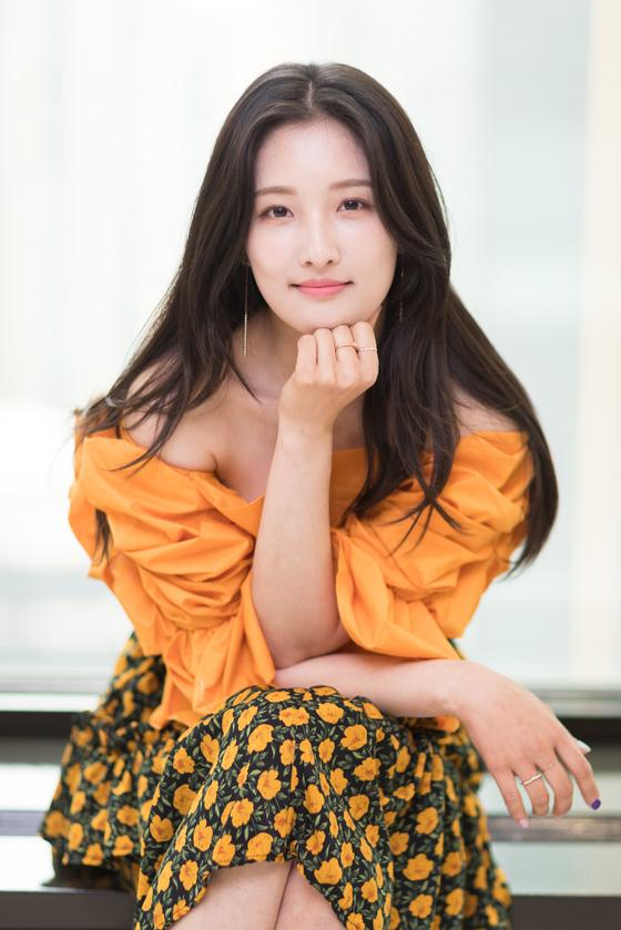 '포미닛' 손지현