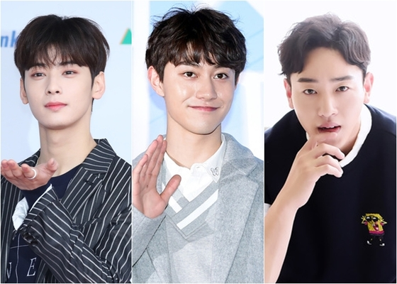 [단독] 차은우·곽동연·이태선, '내 ID는 강남미인' 男주조연 라인업