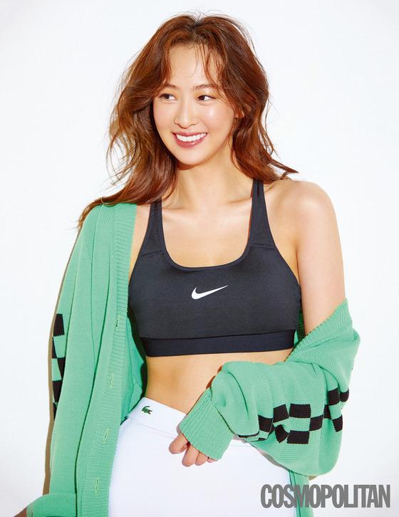 """다솜 """"롤모델은 김남주·김성령…닮고 싶은 뮤즈"""" [화보]"""
