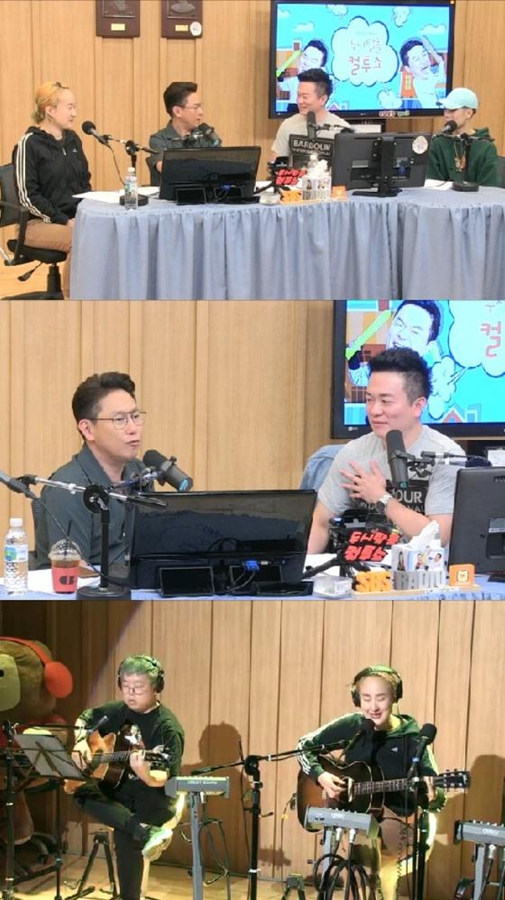 """'컬투쇼' 김하온 """"'고등래퍼' 우승? 외줄타기하다 착지한 기분"""""""