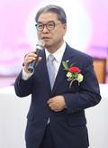 정책선거 다짐하는 이재정 경기도교육감 후보