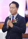 정책선거 다짐하는 송주명 경기도교육감 후보