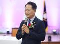 송주명 경기도교육가 후보 '정책선거 다짐'
