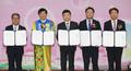 경기도교육가 후보 '정책선거 실천하겠습니다'