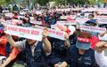 '국회는 최저임금 개악논의 중단하라'