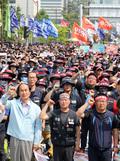 민주노총, '최저임금 개악에 여야 따로 없다'