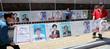 시민들이 잘보이는 곳에 설치되는 선거벽보