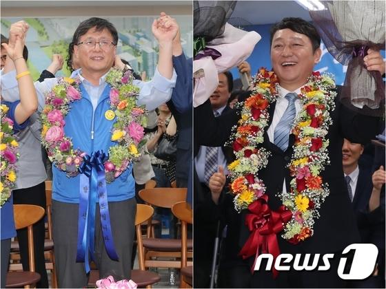 6·13 국회의원 재보궐선거 민주당 압승