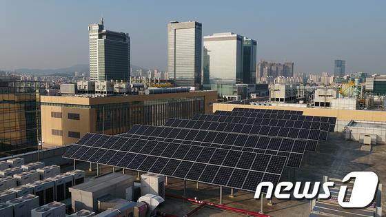 삼성전자, 수원∙화성∙평택사업장에 태양광 패널 설치