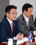 자유한국당 당정 참석한 이철우 경북지사 당선인