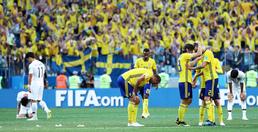 [월드컵] 대한민국, 스웨덴에 0대1 석패...아쉬운PK