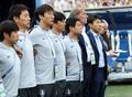 월드컵 데뷔전 나선 신태용 감독