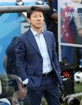 신태용 감독, 월드컵 데뷔전서 패배 '쓴 잔'