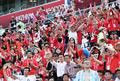 붉은악마의 일당백 응원
