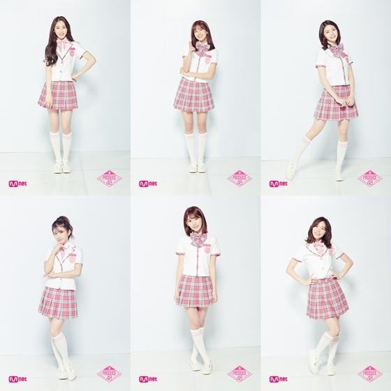 """[N픽] """"실력→스토리"""" '프로듀스48', 국프에 눈도장 찍은 韓日 연습생 누구?"""