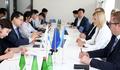 심보균 행안부 차관, 에스토니아 기업정보통신부 장관과 면담