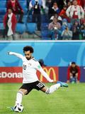 이집트 살라, 러시아 상대 '월드컵 첫 골'