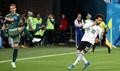 살라 '월드컵 첫 골 신고합니다'