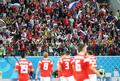 축구 축제에 빠진 러시아