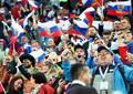 러시아, 32년 만의 16강 눈 앞