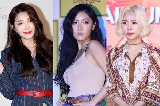 [단독] 화사·휘인·정은지, '인생술집' 출격…7월 방송