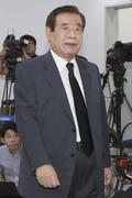 JP 빈소 조문하는 한광옥 전 국민대통합위원회 위원장