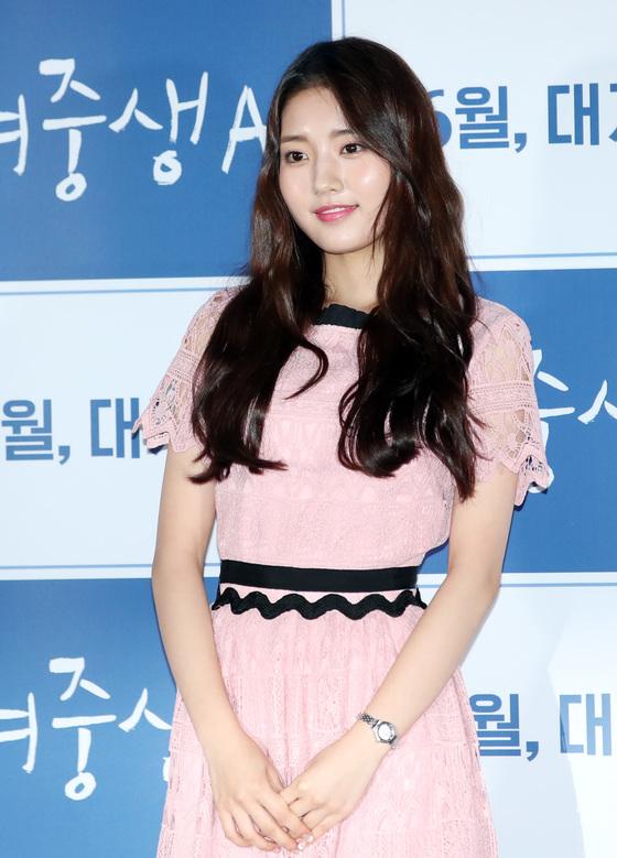 [단독] 정다빈, 한양대 '수시 합격'…김향기 과동기