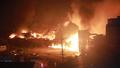 인천 합성수지 공장 큰 화재