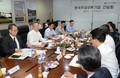외국인투자기업인 만난 백운규 장관