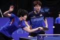 압도적 경기력 펼치는 남북단일팀