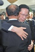 송영무 국방장관 '저를 믿어주십시요'