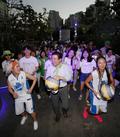 서울로 7017 1주년 기념 퍼레이드