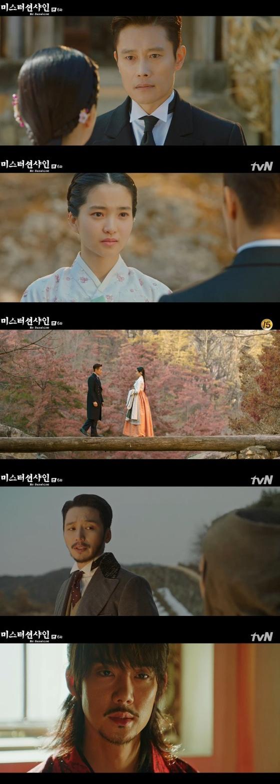 "[RE:TV]""러브=복수"" '미스터션샤인' 이병헌 사랑, 벌써부터 '짠내'"