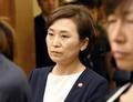 빈소 찾은 김현미 장관