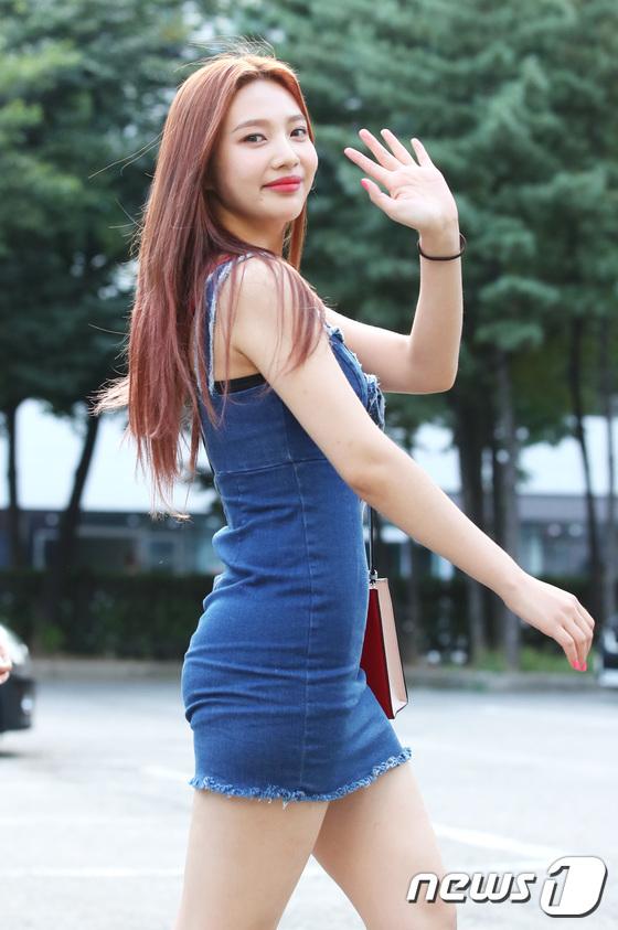 레드벨벳 조이, 싱그러운 모닝 인사