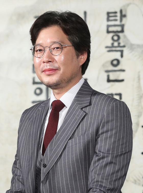 """[단독인터뷰] 유재명 """"오랜 여친과 소박한 결혼식…축하 감사"""""""